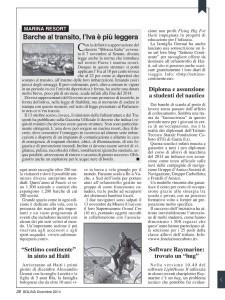 articolo bolina